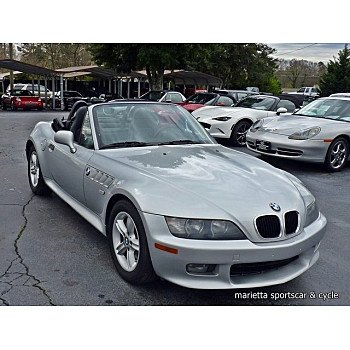 2001 BMW Z3 2.5i Roadster for sale 101002701